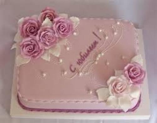 фото торт на юбилей женщине